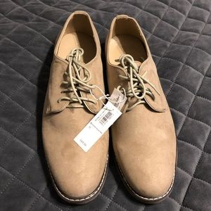 Old Navy suede Dress Shoes